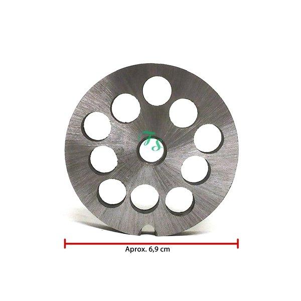 Disco para Maquina de Moer Boca 10 12mm