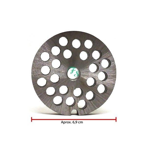 Disco para Maquina de Moer Boca 10 8mm