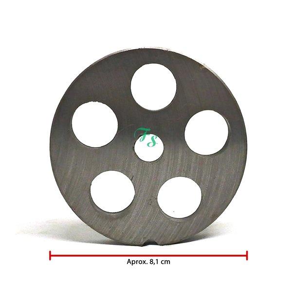 Disco para Maquina de Moer Boca 22 20mm