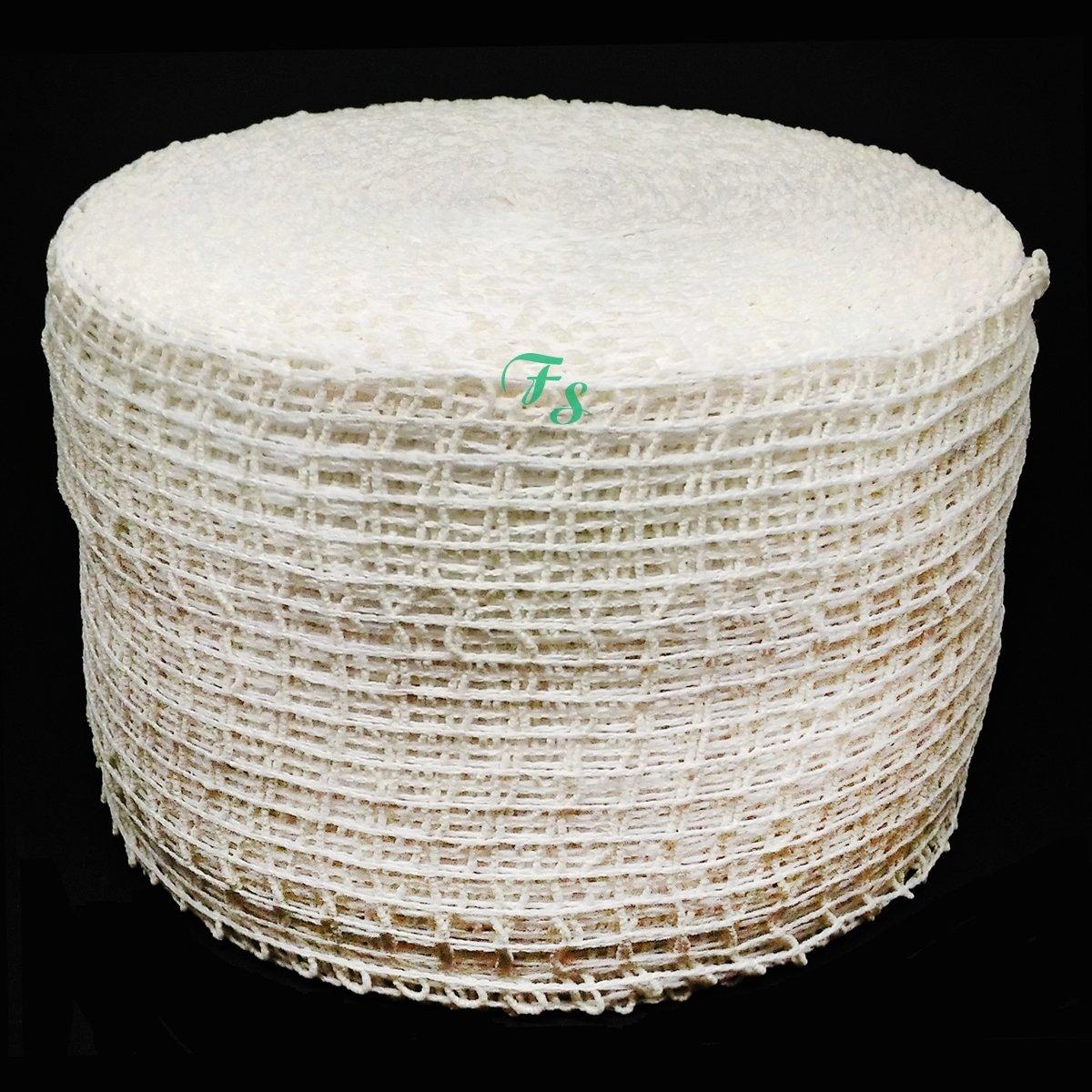 Rede Elastica Copas e Embutidos 36 Fios 14 cm Rolo Fechado