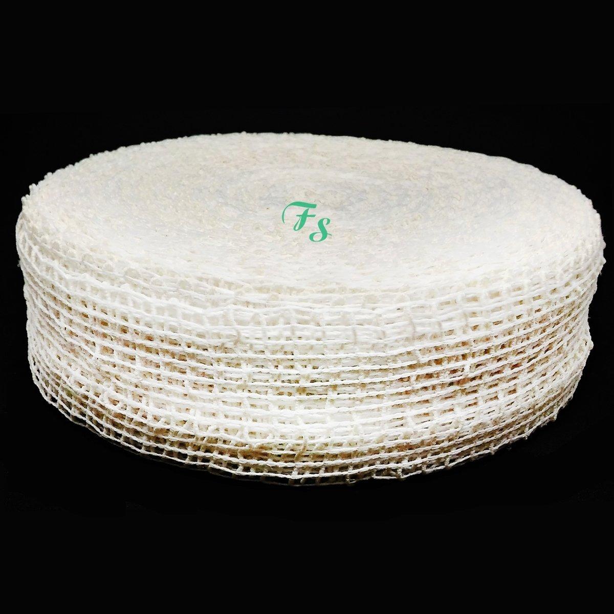 Rede Elastica Copas e Embutidos 28 Fios 7 cm Rolo Fechado